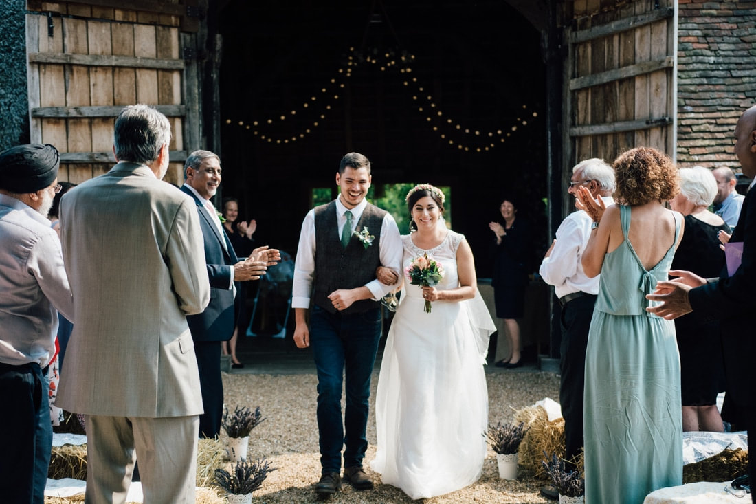A Kent Barn Wedding, Sarah Fleet Photography